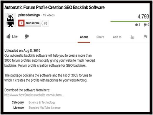 Automated forum posts| SEO company| search engine genie