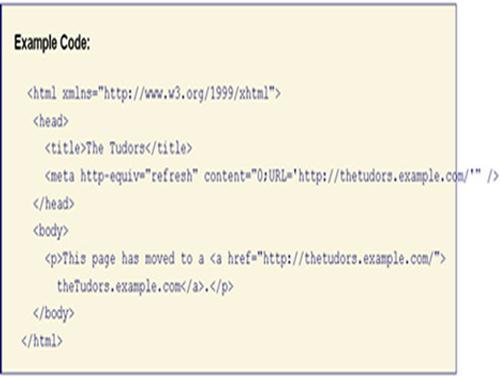 javascript redirect: