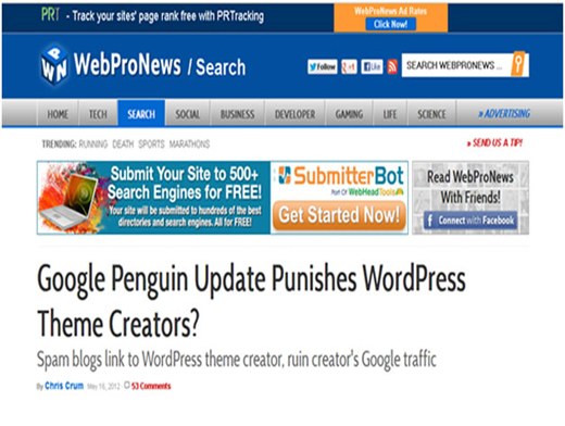 Word press Templates Footer Links Spam| Search engine genie