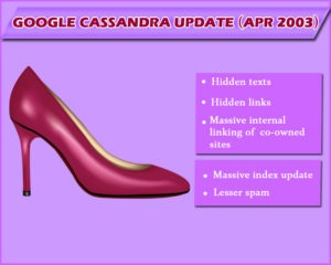 Google Cassandra Update