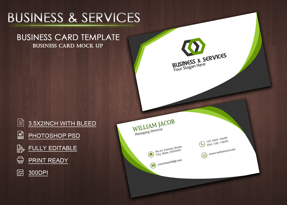 Business card designs business and services colourmoves Choice Image