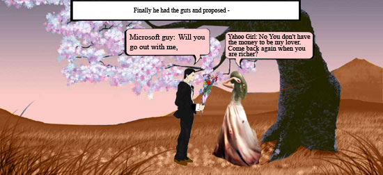 microsoft yahoo proposal