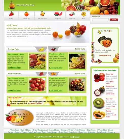 Website Templates - Buy Professional CSS Java script & Flash Web ...